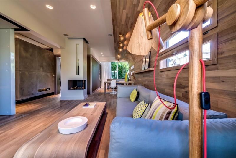 appartamento in legno 1