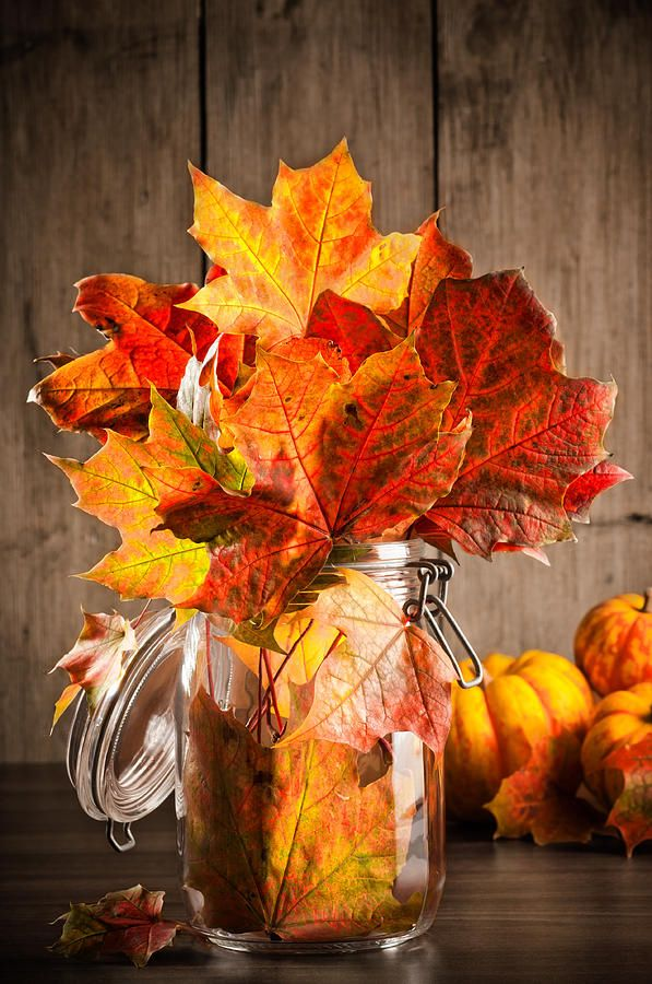centrotavola-foglie-secche
