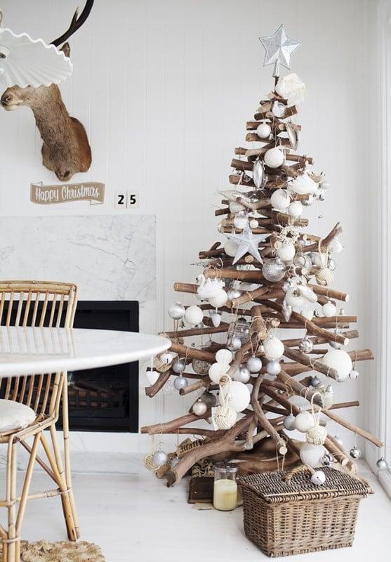 Albero Di Natale Ecologico.Albero Di Natale Fai Da Te