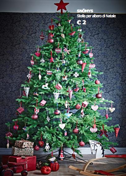 Albero Di Natale Ikea 2018.Ikeait Albero Di Natale