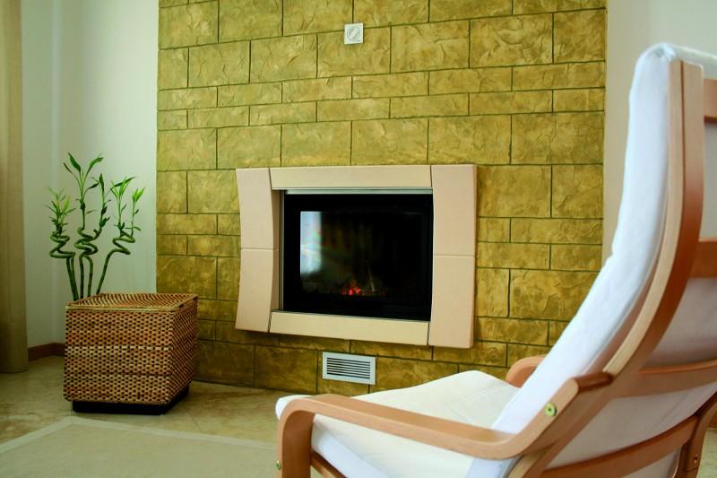 Soluzioni decorative per l 39 inverno ideal work - Rivestimento decorativo pareti ...