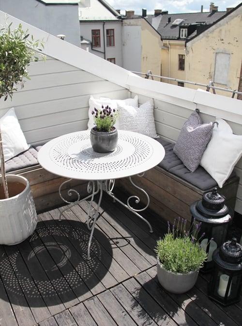 Arredare balcone di casa for Arredo terrazzi
