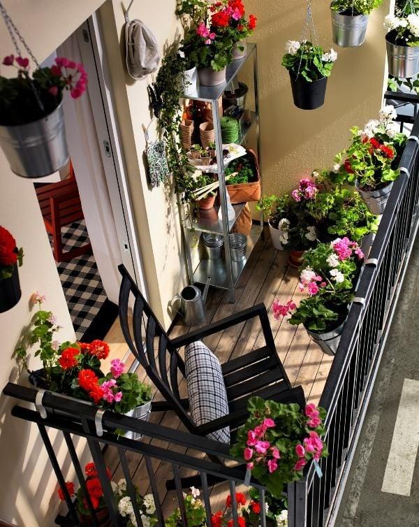 Arredare Balcone Di Casa