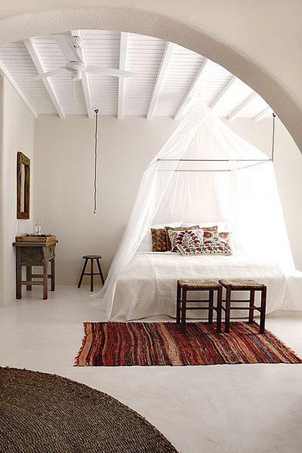 Galleria foto - Come arredare la camera da letto in mansarda Foto 72 ...