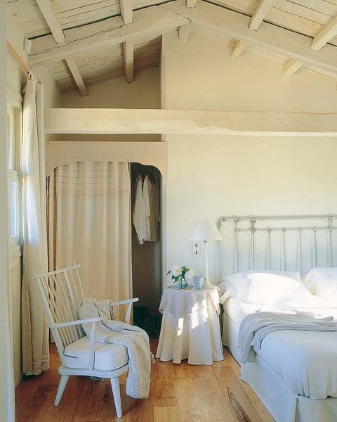 camera da letto mansardata 12