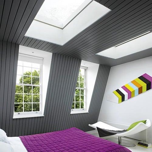 camera da letto mansardata 4