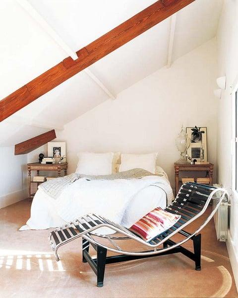 camera da letto mansardata 8