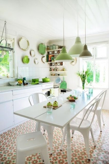 cucina stile anni 60