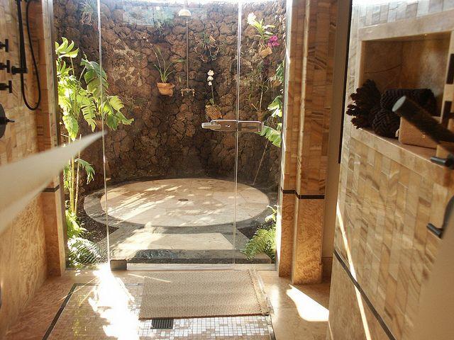 doccia esterna luxury