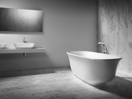 Vasca e lavabo amiata di victoria albert - Vasca da bagno in inglese ...