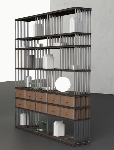 Librerie poltrone e tavoli alivar tra funzionalit e design for Aziende design milano
