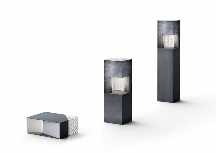 Sedute e complementi d 39 arredo urbano grid for Complementi d arredo design