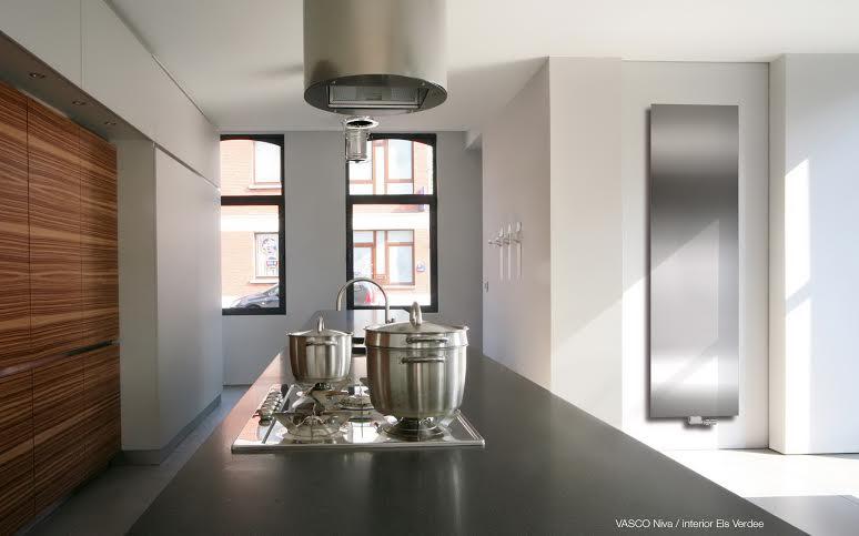 Nuova collezione di radiatori niva di vasco for Aziende di design