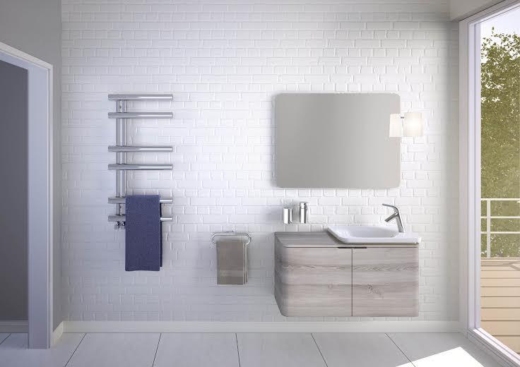 collezione bagno Nest di VitrA 1