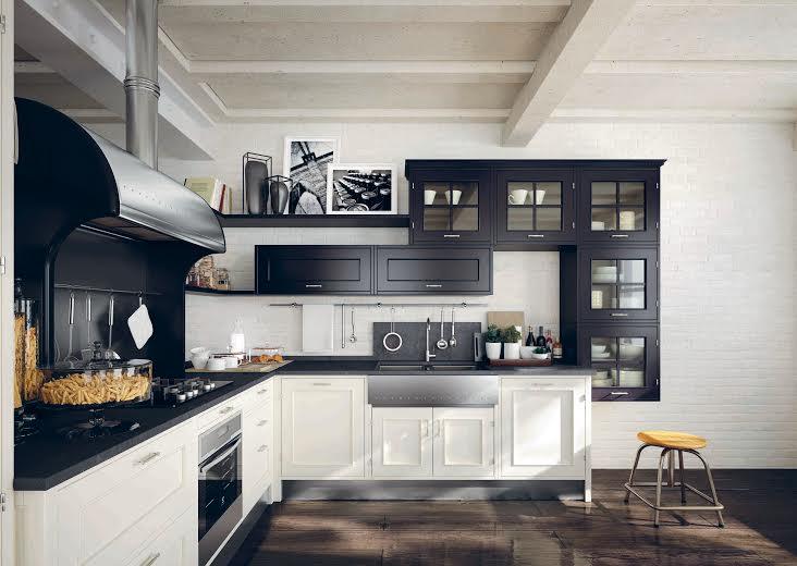 Cucina design contemporaneo montserrat di marchi group for Aziende di design