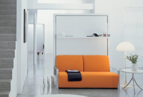Letti A Scomparsa Design Moderno