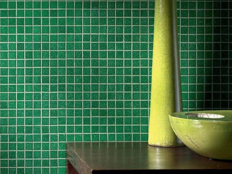 Mosaico per arredare bagno