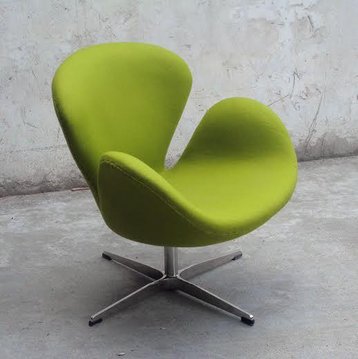 Poltrone Egg E Swan Di Arne Jacobsen