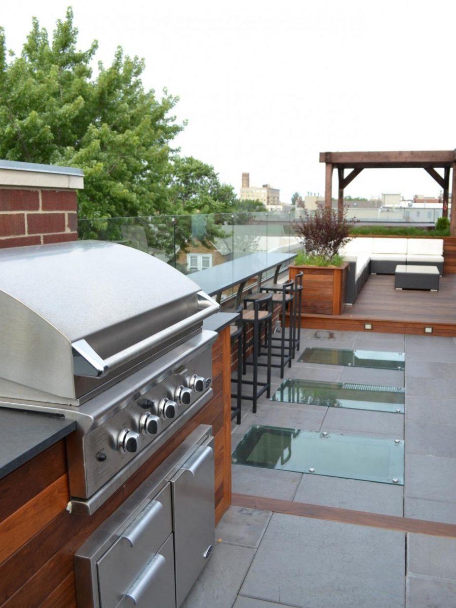 barbecue-terrazzo