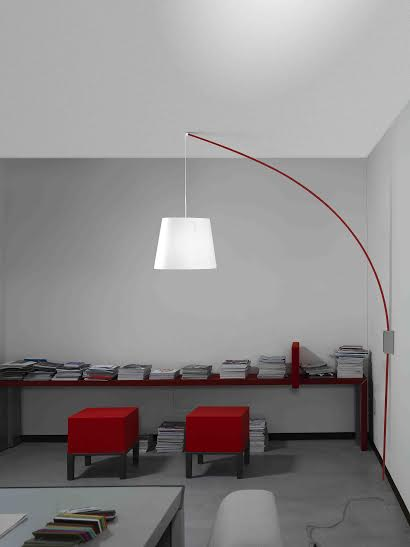 Galleria foto - Lampada Cursore, tra design e qualità Foto 1