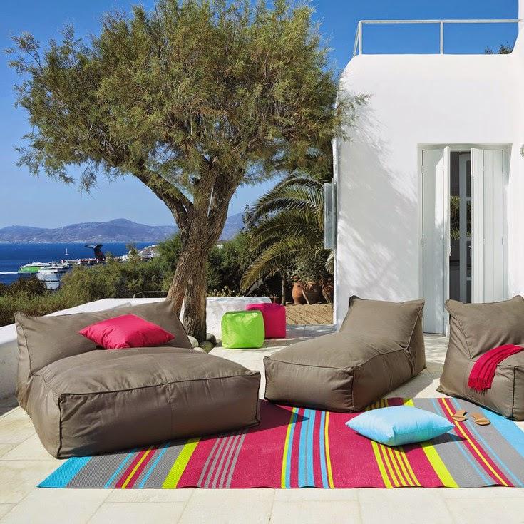 Divano letto da giardino for Lettini da terrazzo
