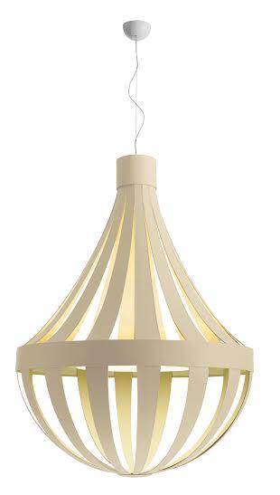 Galleria foto - Anadem di Axo LIght, lampade design regale Foto 1