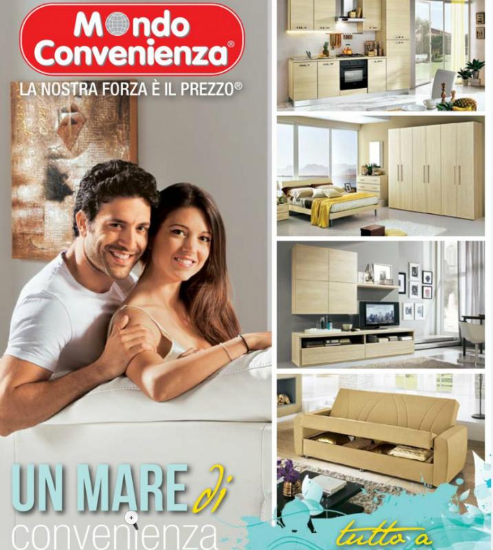 Awesome Arredamenti Completi Mondo Convenienza Contemporary ...