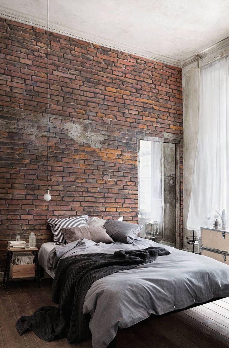 Camera da letto in stile industriale - Camere da letto stile country ...