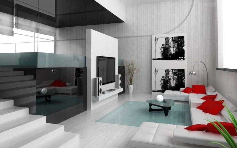 Esempi Di Case Arredate Moderne.Come Arredare Casa Moderna