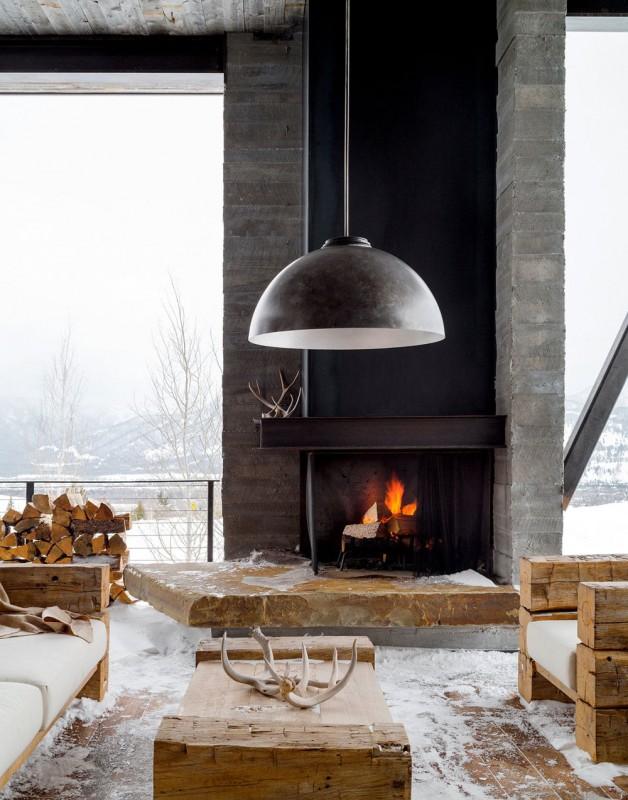 Come arredare una casa di montagna design moderno for Arredamento 2014