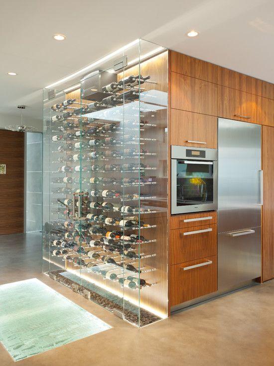 Galleria foto - Conservare il vino a casa: design originale Foto 14
