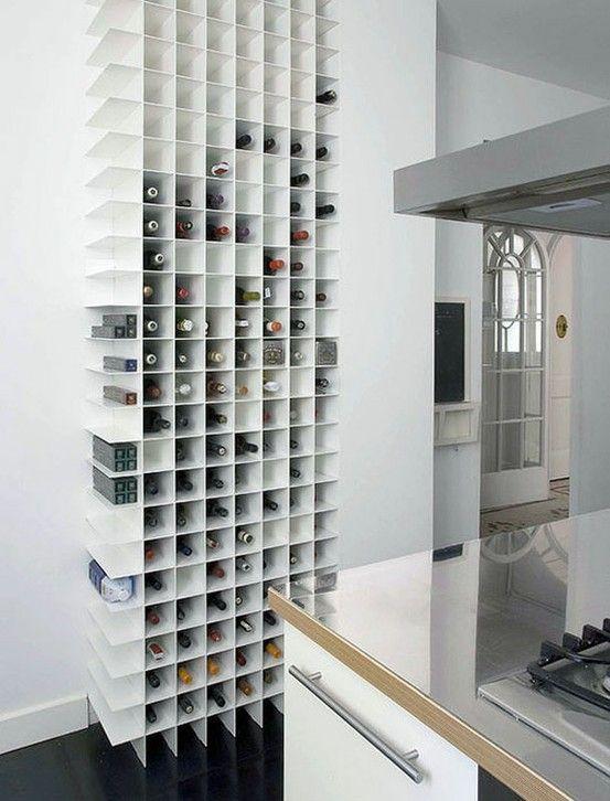 Galleria foto - Conservare il vino a casa: design originale Foto 2