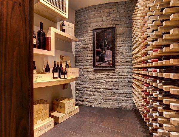 Galleria foto - Conservare il vino a casa: design originale Foto 30