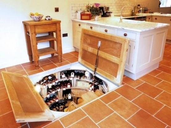Galleria foto - Conservare il vino a casa: design originale Foto 4