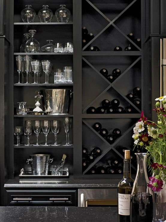 Galleria foto - Conservare il vino a casa: design originale Foto 5