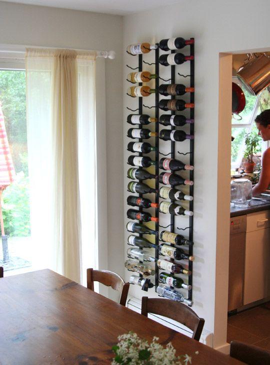 Galleria foto - Conservare il vino a casa: design originale Foto 8