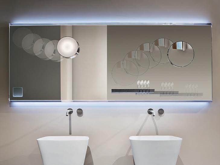 Specchio magnetico ego di makro - Specchio bagno incassato ...