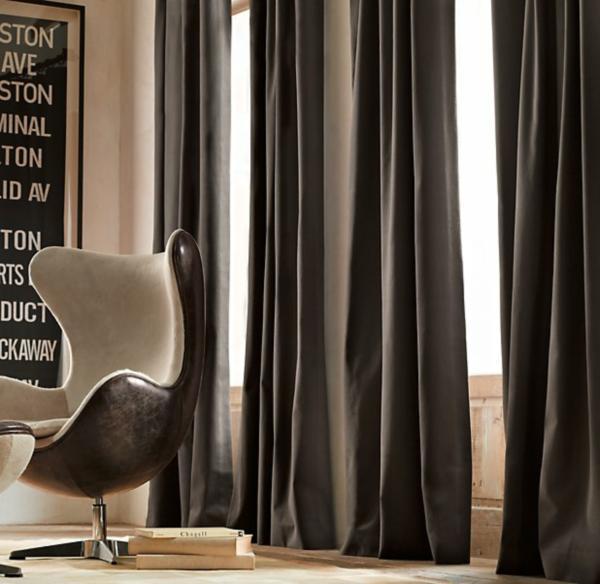 Tende camera da letto for Tende eleganti per soggiorno