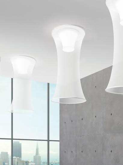 Lampade a soffitto componibili Euler di Axo Light