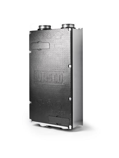 sistema di ventilazione Dll Vasco 2