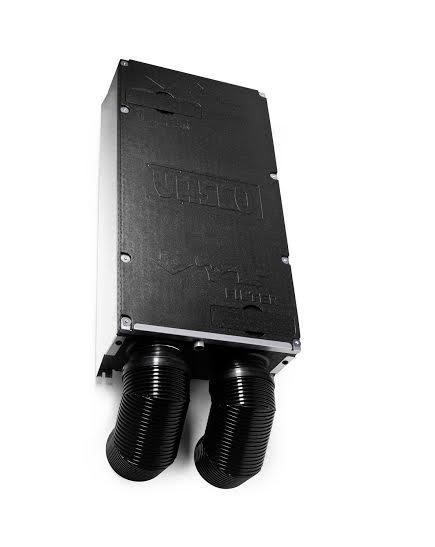 sistema di ventilazione Dll Vasco