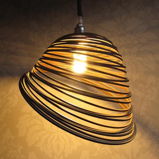 lampada planisfera