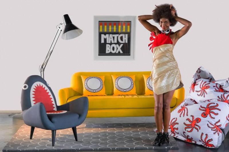 Arredamento Pop Art Milano : Rodnik band di made design e pop art