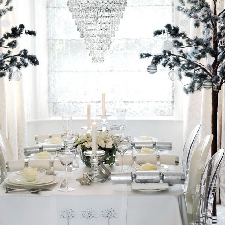 Galleria foto - Come decorare la tavola di natale Foto 1