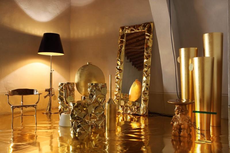De castelli alla gold design di arezzo for Aziende di design