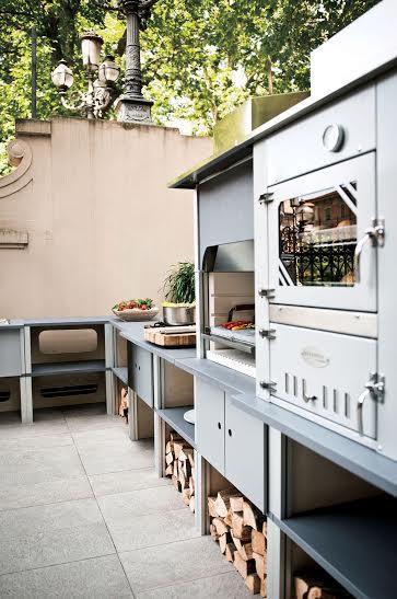 palazzetti cucine per esterno 1