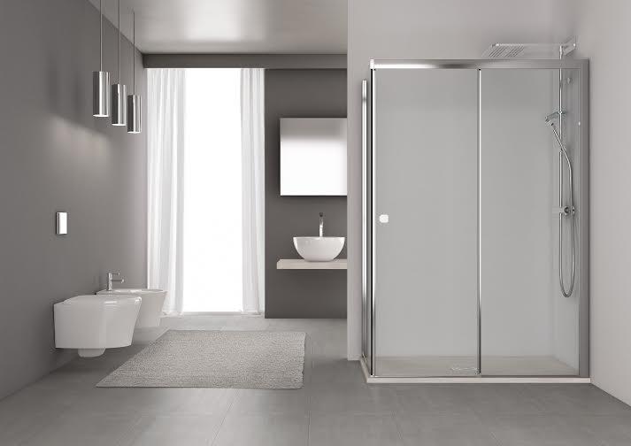 Grandform nuove cabine doccia aquadesign - Cabine doccia moderne ...
