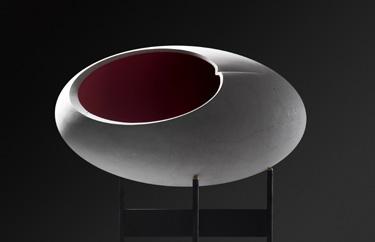 Opere in marmo di Enzo Berti per Decormarmi