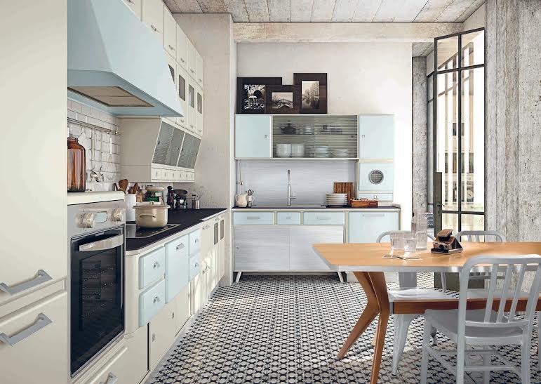 Cucina design anni 50 saint louis - Cucina stile anni 50 ...