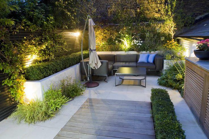 Come arredare un giardino consigli utili - Come si progetta un giardino ...